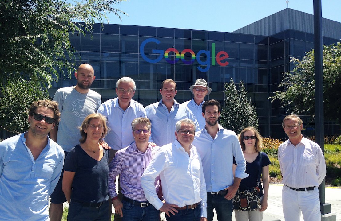 SEPAMAT en learning expedition dans la Silicon-Valley
